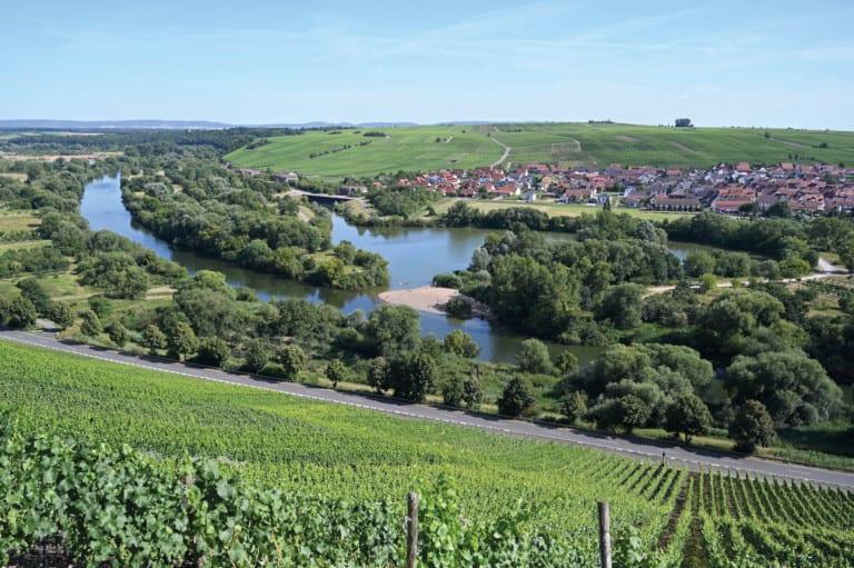 Aktiv unterwegs im Fränkischen Weinland