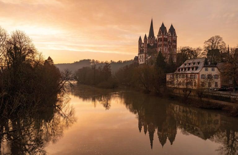 Limburg – Verwinkelte Altstadt zu Füßen des Doms