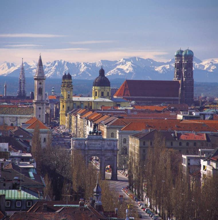 München: Alles im grünen Bereich